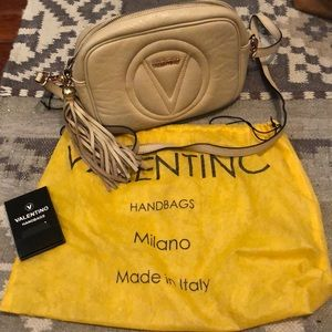 Valentino by Mario Valentino Purse in Nude